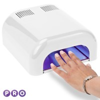 36 Watt UV Nail Lamp Dryer - Gel Polish Manicure Curing ...