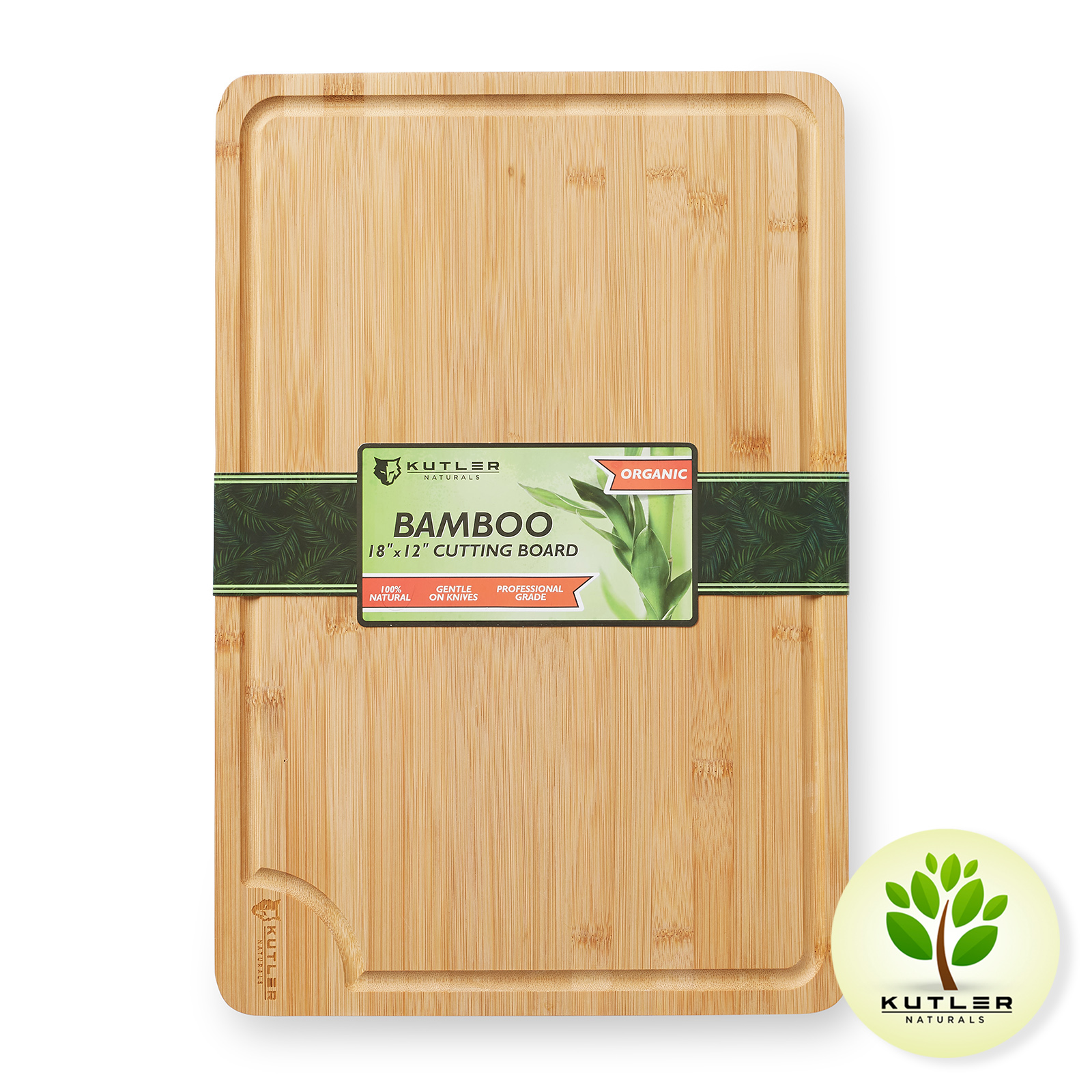 Extra Large Wooden Chopping Board 18 Quotx12 Quot Bamboo Cutting Board Large Wood Kitchen Butcher