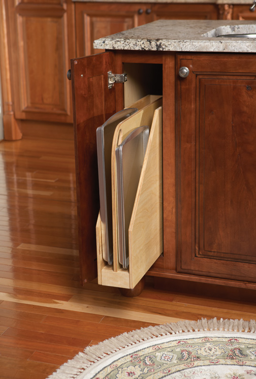 Wellborn Cabinets Kitchen Accessories | Pullout Drawers | Pantry Cabinets