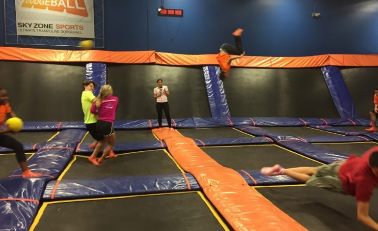 Sky Zone in Evansville to Host Regional Dodgeball Competition