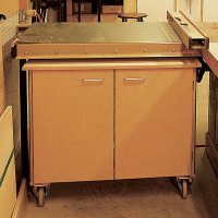 Rolling Tool Cabinet Woodworking Plan from WOOD Magazine