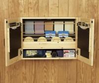 Get-It-All Together Sandpaper Cabinet Woodworking Plan ...