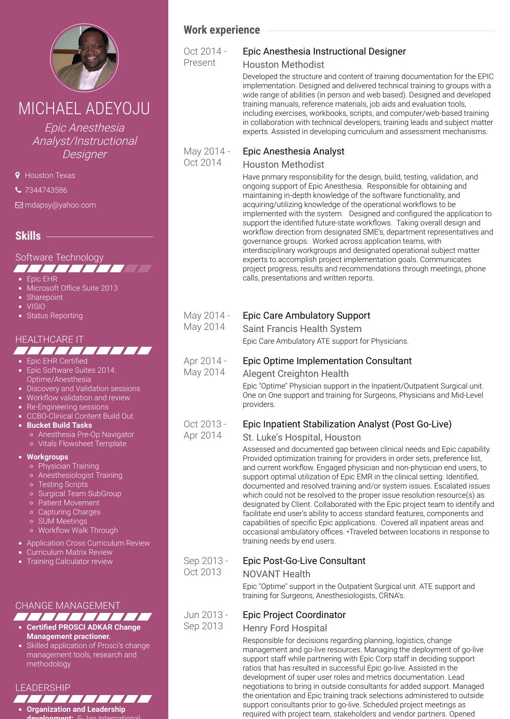 get resume on linkedin