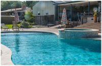 Backyard Oasis, Livingston TX pool, spa and construction ...