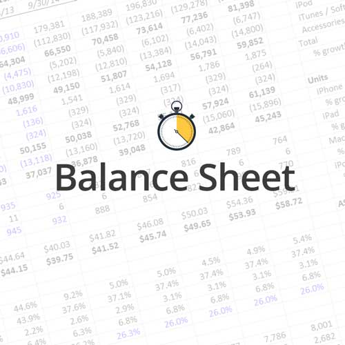 Balance Sheet Projection Best Practices - Wall Street Prep