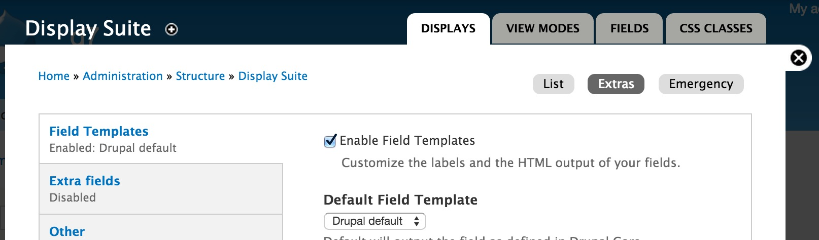 How to Use Display Suite Field Templates in Drupal 7 - WebWash