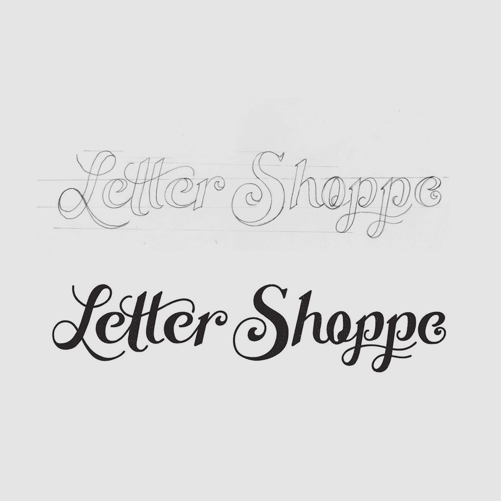 Calligraphy Input Online Creating A Hand Lettered Logo Design Inside Design Blog