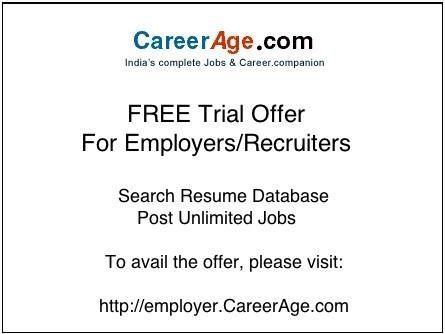 CareerAge Free Job Posting And Resume Search Books Noida 132299203