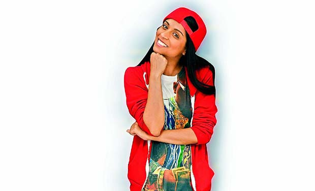 Iisuperwomanii Quotes Wallpaper Lilly Singh Superwoman Of Laughter