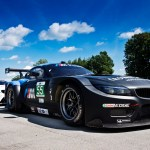 BMW Teams in 2013 ALMS and Grand-Am at Road America on 08/09/2013.