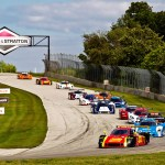 BMW Teams at 2103 ALMS and Grand-Am at Road America on 08/10/2013.