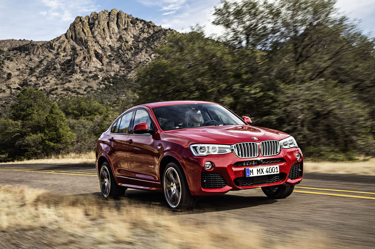 Toit Couv'terrasse 4 X 6 M Bmw To Debut The X4 And Alpina B6 Gran Coupe At The Nyc