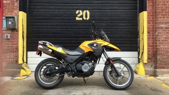 BF Garage: 2013 BMW G650 GS