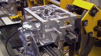 Video: Watch the R1200 Engine Assembly Process
