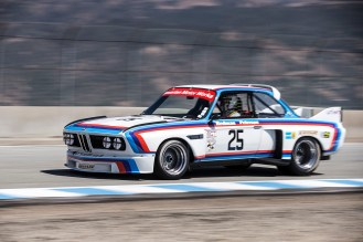 BMW North America at Rolex Monterey Motorsports Reunion.