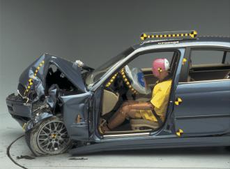 BMW Crash