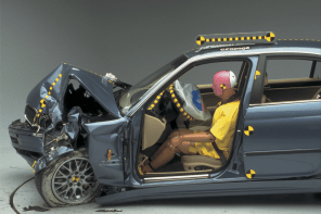 Video: A Look at BMW Crash Testing and Safety