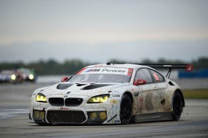 BMW Team RLL Looks to Repeat its Win at Laguna Seca