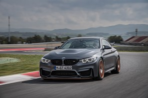 BMW M4 GTS Track Review (Video)
