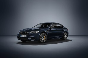 World Premier: The Updated BMW M5 Competition Package