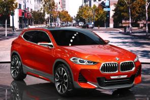 Head of BMW Design Karim Habib Discusses the BMW X2 Concept