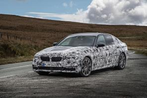 Leaked: 2018 BMW 5 Series Ordering Guide (F30)