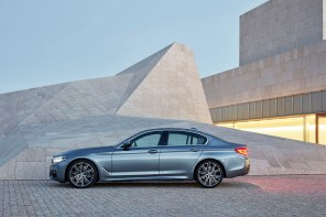 2017 BMW 5 Series Technical Specifications