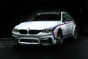 BMW M Performance Parts Debuts New Accessories at SEMA