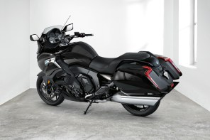 World Premier: BMW K1600B — A Bagger for Big Americans and Big American Roads