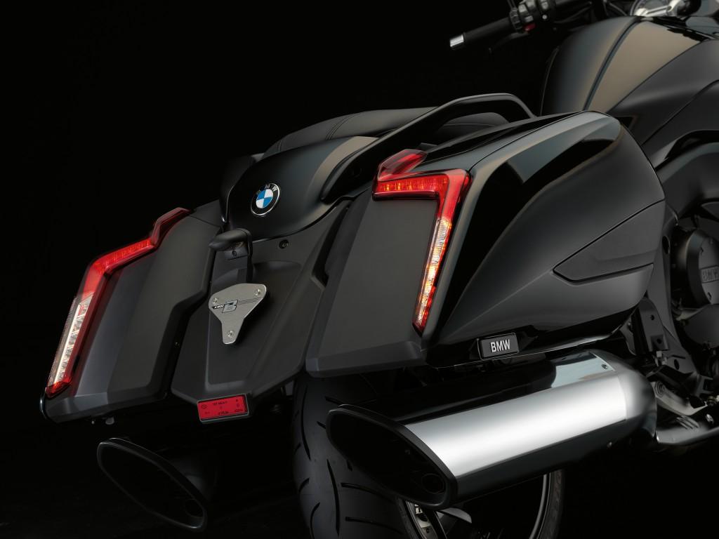 2017 BMW K1600B