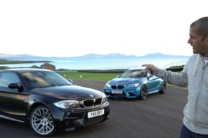 Chris Harris Drives and Compares the BMW M2 and the 1M