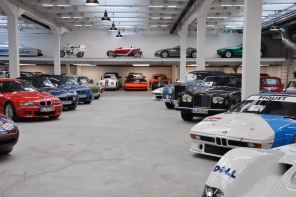 Touring BMW Classic – BMW's Secret Stash of its Own History