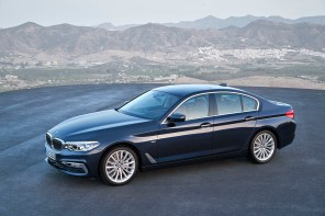 A New 5 Series Diesel is Coming to the US