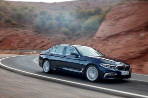 Autocar: The BMW 5 Series vs the Mercedes E Class