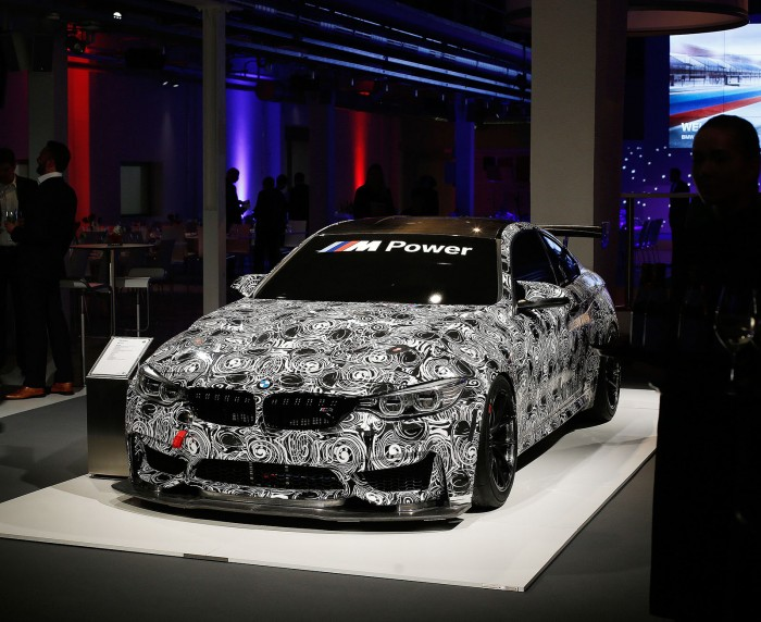 Munich (DE) 09th December 2016. BMW Motorsport, BMW Season Review. BMW M4 GT4.