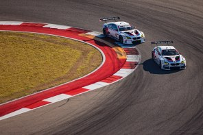 BMW Team RLL Scores a Double Podium at COTA