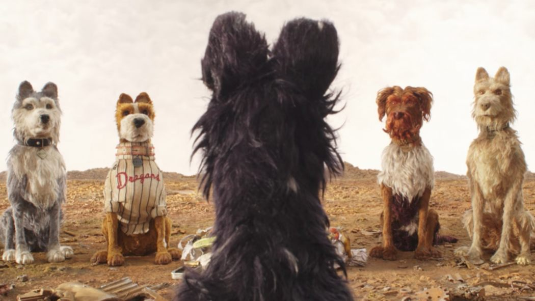 Cute Together Forever Wallpaper Isle Of Dogs Trailer Will Charm Your Damn Pants Off