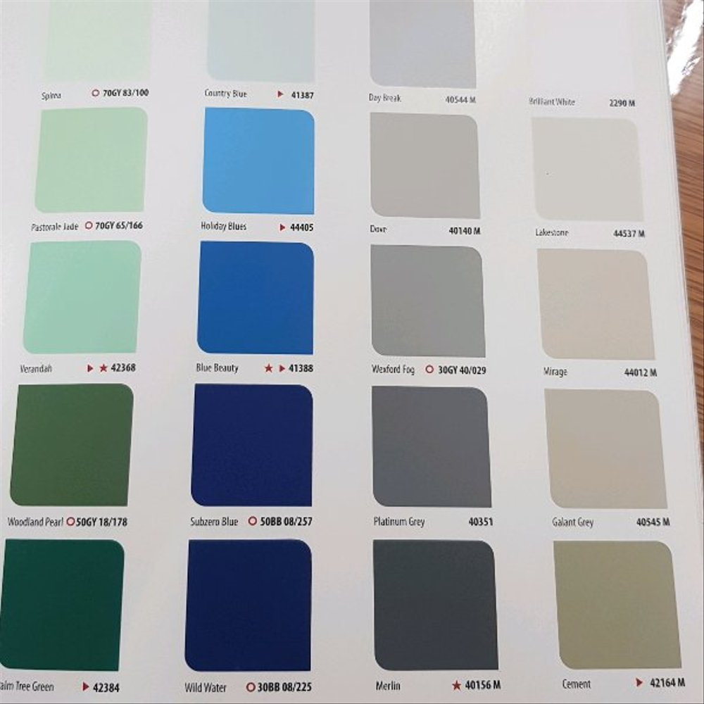 Contoh Warna Cat Rumah Dulux Cat Tembok Dulux Weathershield 2 5 Lt Ready Mix Khusus Gosend