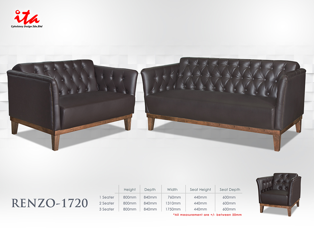 Sofa Upholstery Penang Renzo Furnishing1