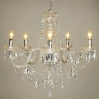 Crystal Acrylic Chandelier 5 Lights at LightingBox.com Canada