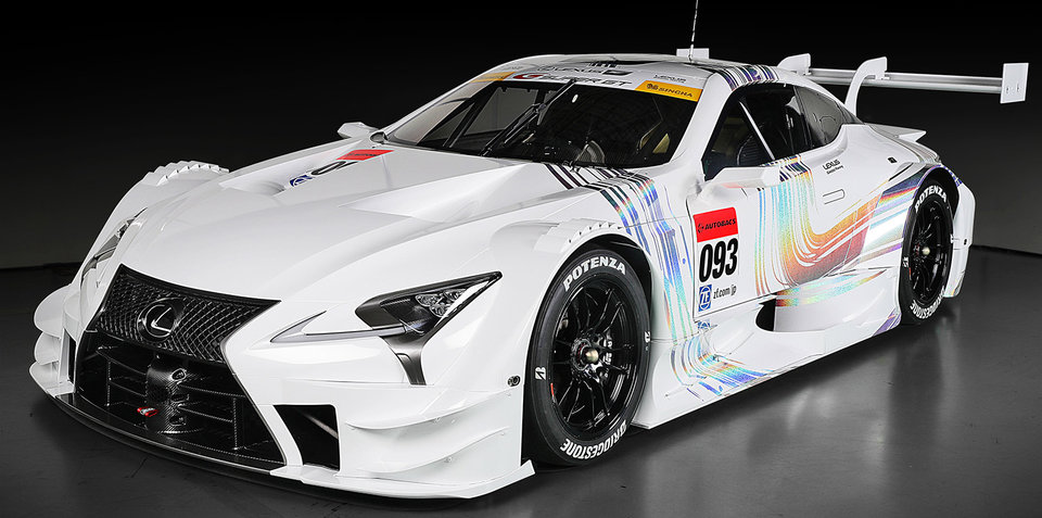 Racing Car Wallpaper 1080p Lexus Lc 500 Racer To Replace Rc F In Japan S Super Gt Series