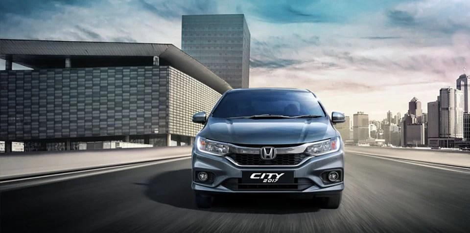 Honda City facelift revealed for India, not for Oz
