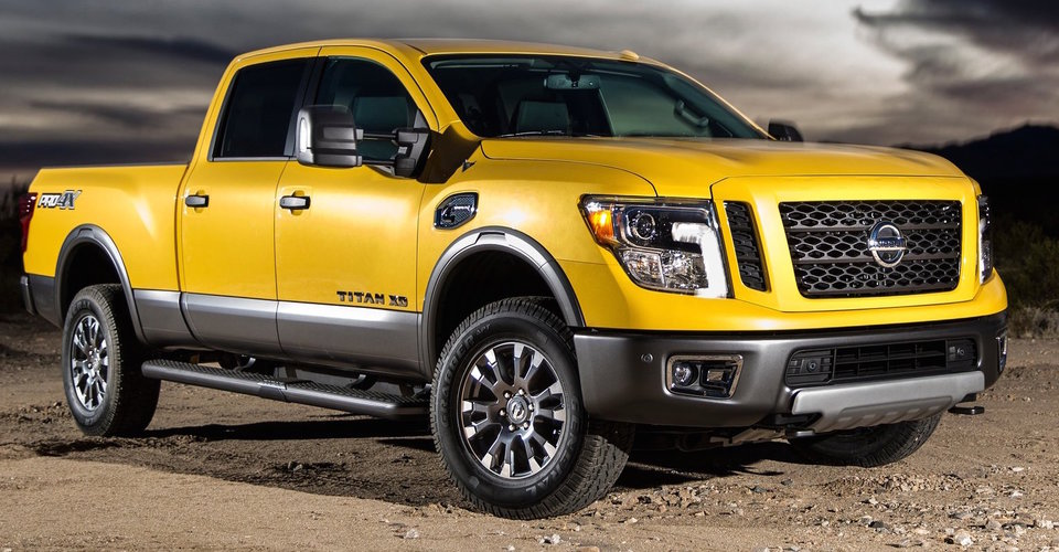 Aftermarket Car Nissan Titan Full-size Pickup Might Go Global | Caradvice