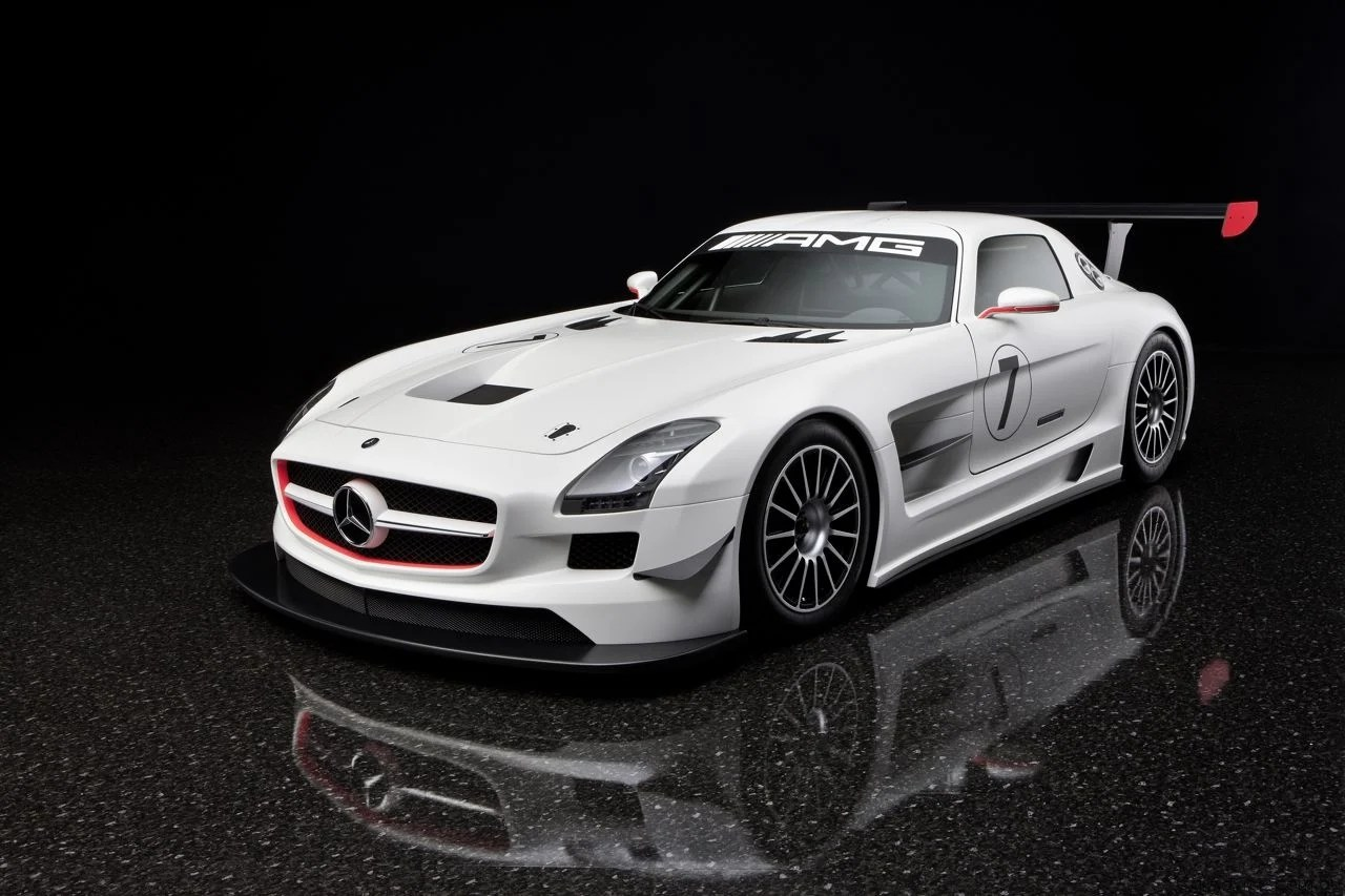 Mercedes - Benz Sls Amg Mercedes Benz Sls Amg Gt3 Photos 1 Of 18
