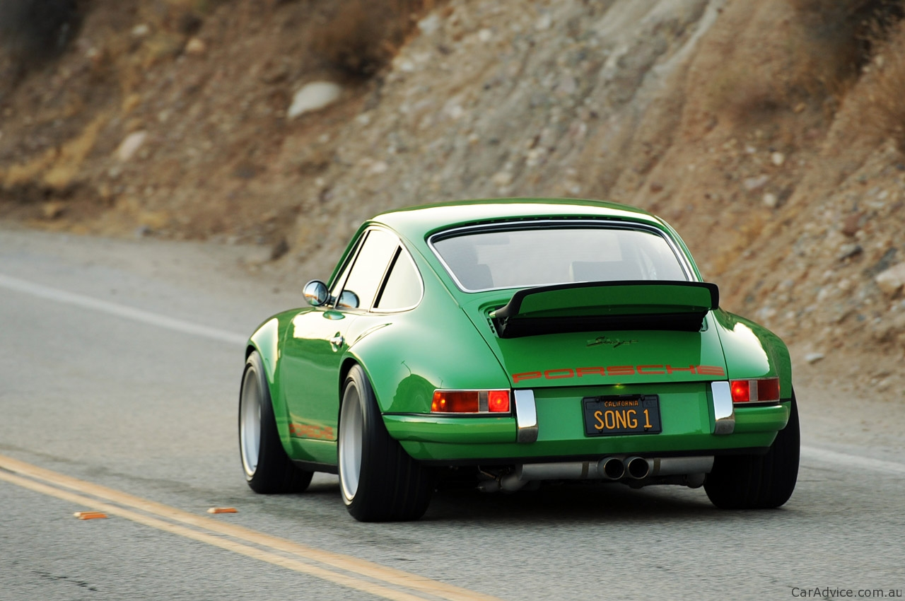 Wallpaper Car Design Porsche 911 Singer Design Photos Caradvice