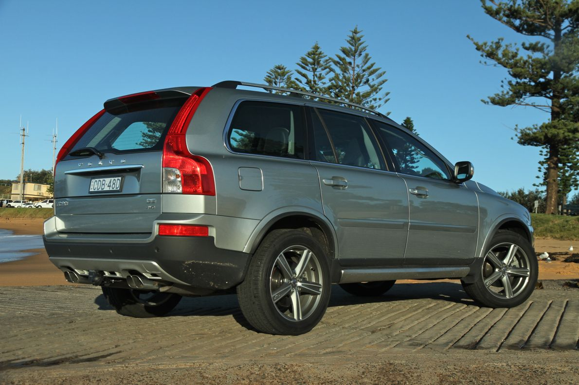 Volvo Car Reviews Volvo Xc90 Review Caradvice