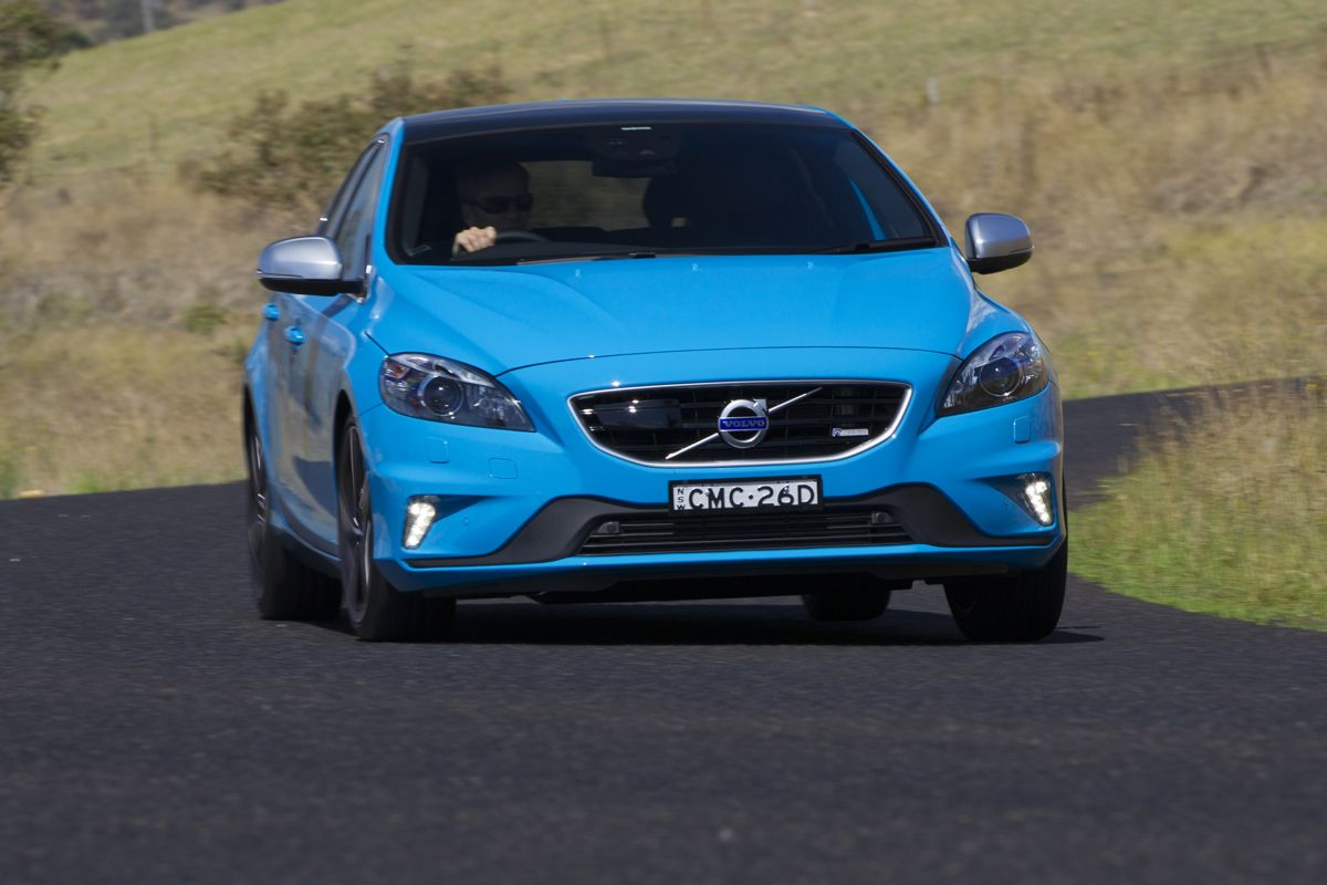 Volvo Car Reviews Volvo V40 Review Caradvice