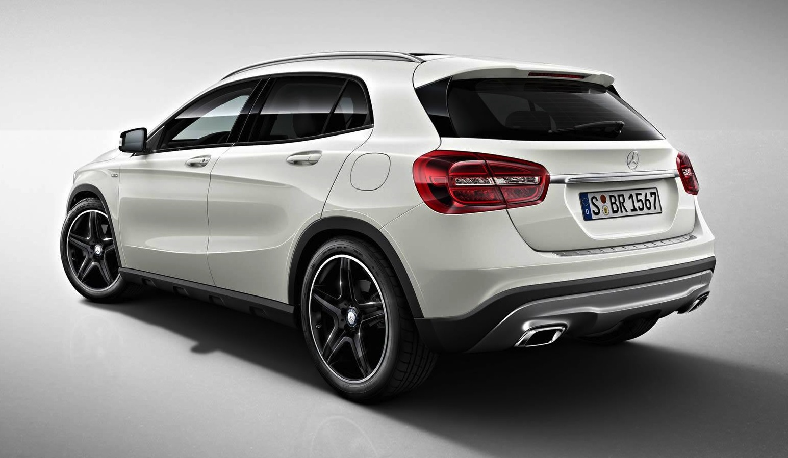 Classe A Gla Mercedes Mercedes-benz Gla Edition 1: Limited Edition Compact Suv