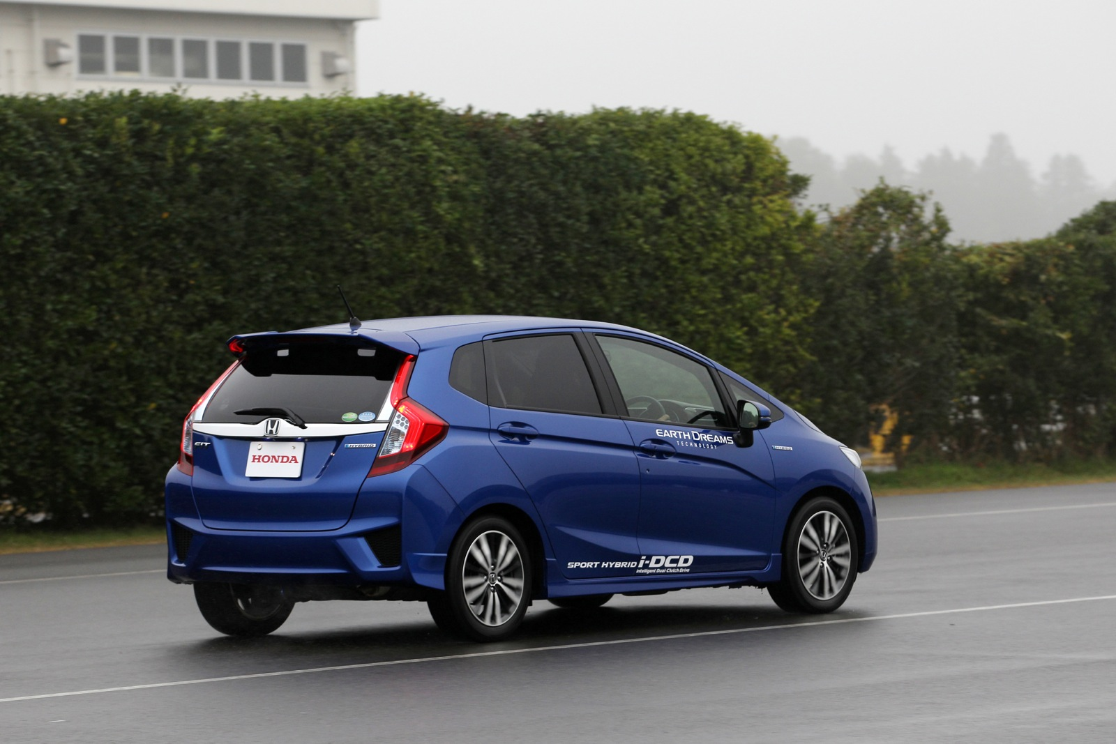 Honda Jazz Used Car Review 2014 Honda Jazz Review Photos Caradvice