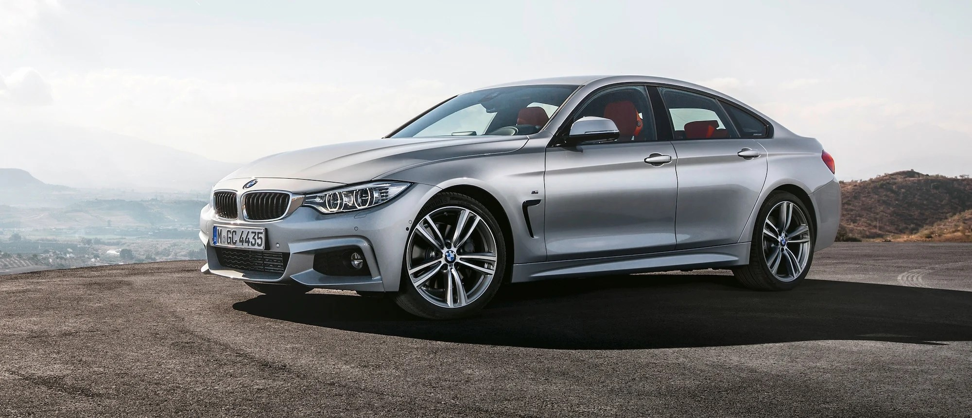 Bmw 4 Series Gran Coupe Dimensions Bmw 4 Series Gran Coupe Four Door Hatchback Revealed